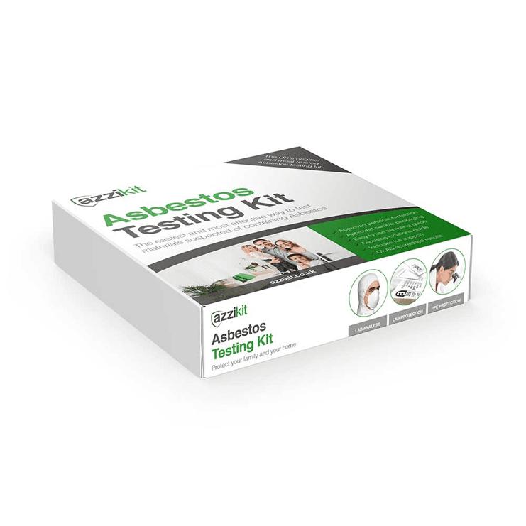 DIY Asbestos Testing Kit
